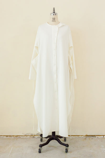 WRAPED WOVEN DRESS【REL204-008】
