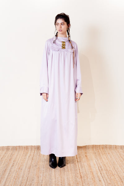 OVER KAFTAN DRESS / REL205-010