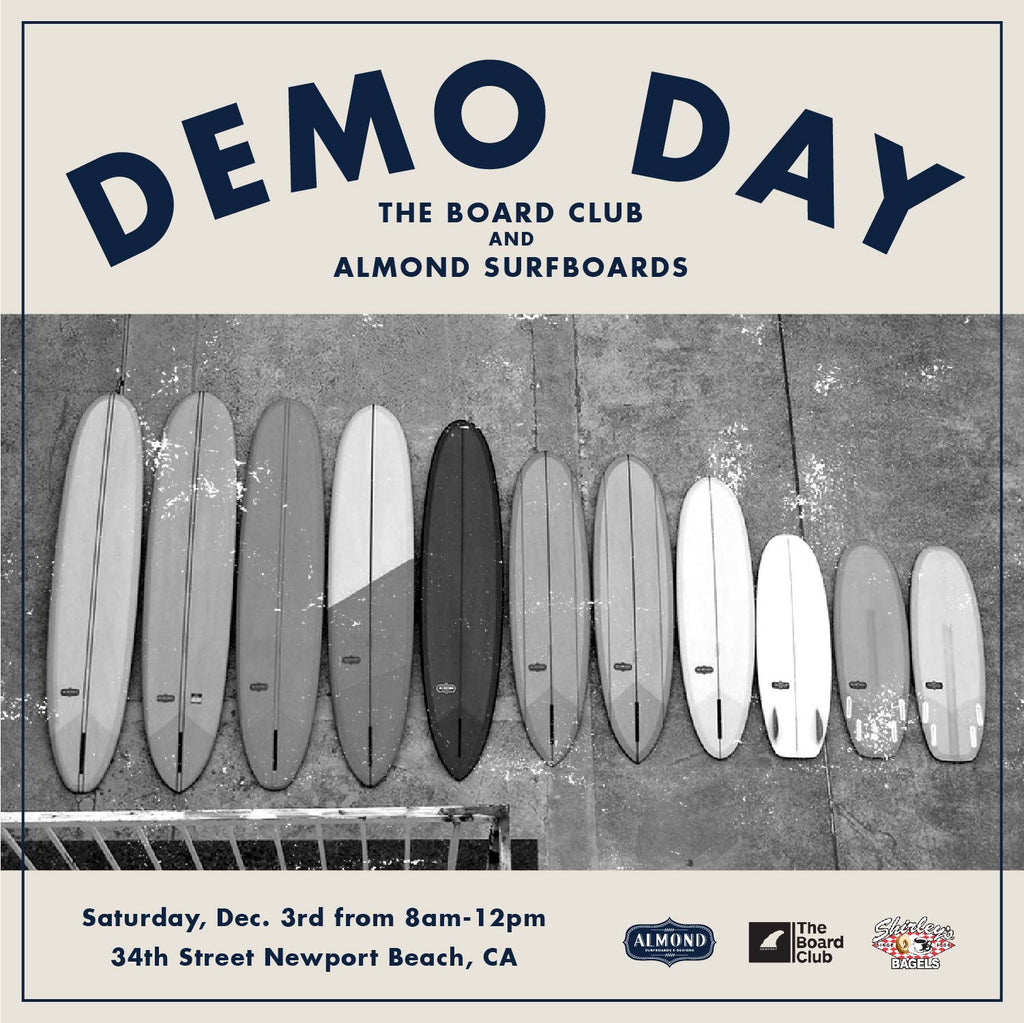 Demo Day with The Board Club