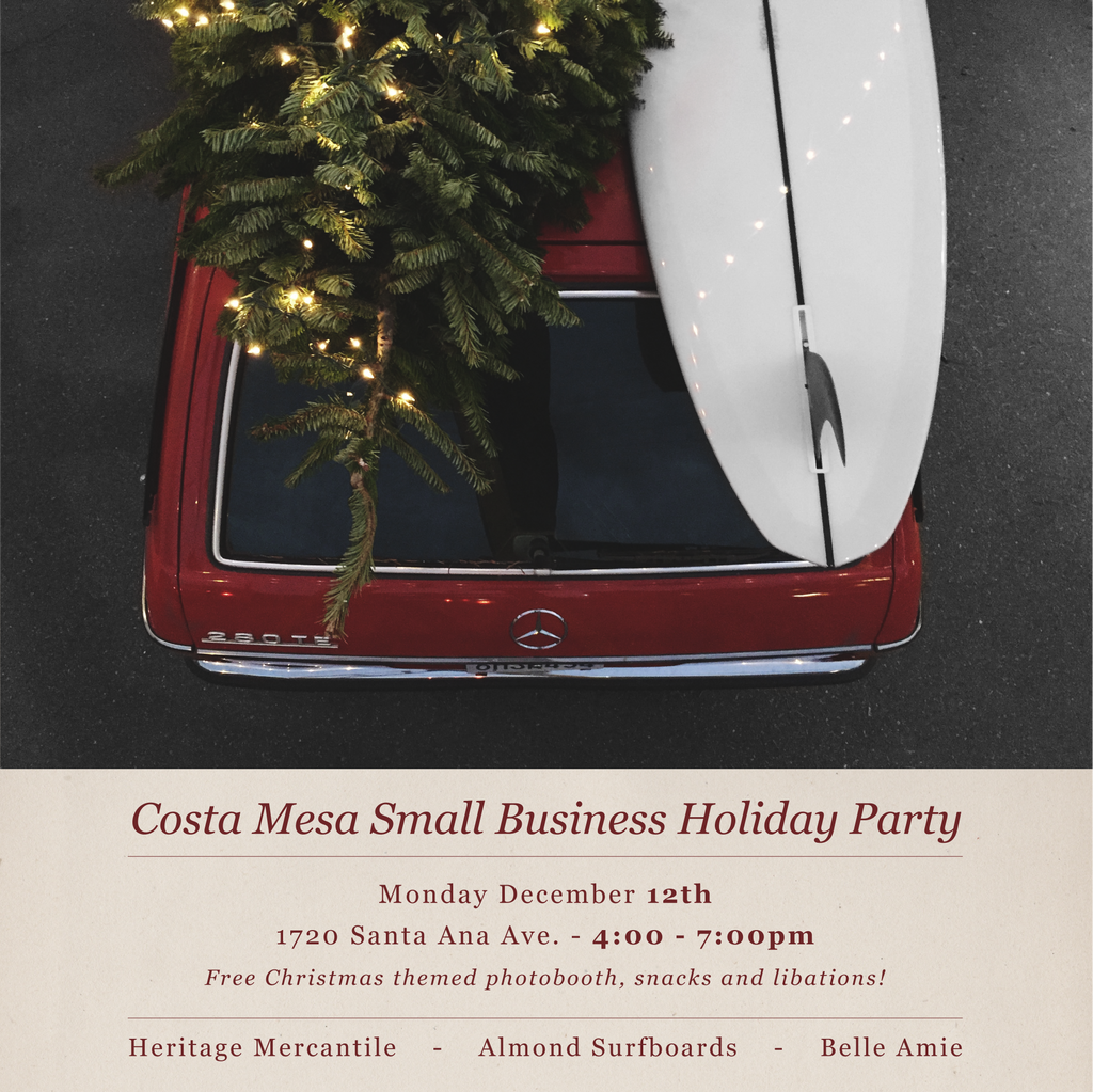 Costa Mesa Small Business Holiday Party