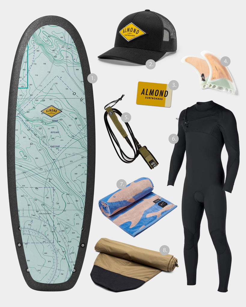 Best Gifts for Surfers 2018