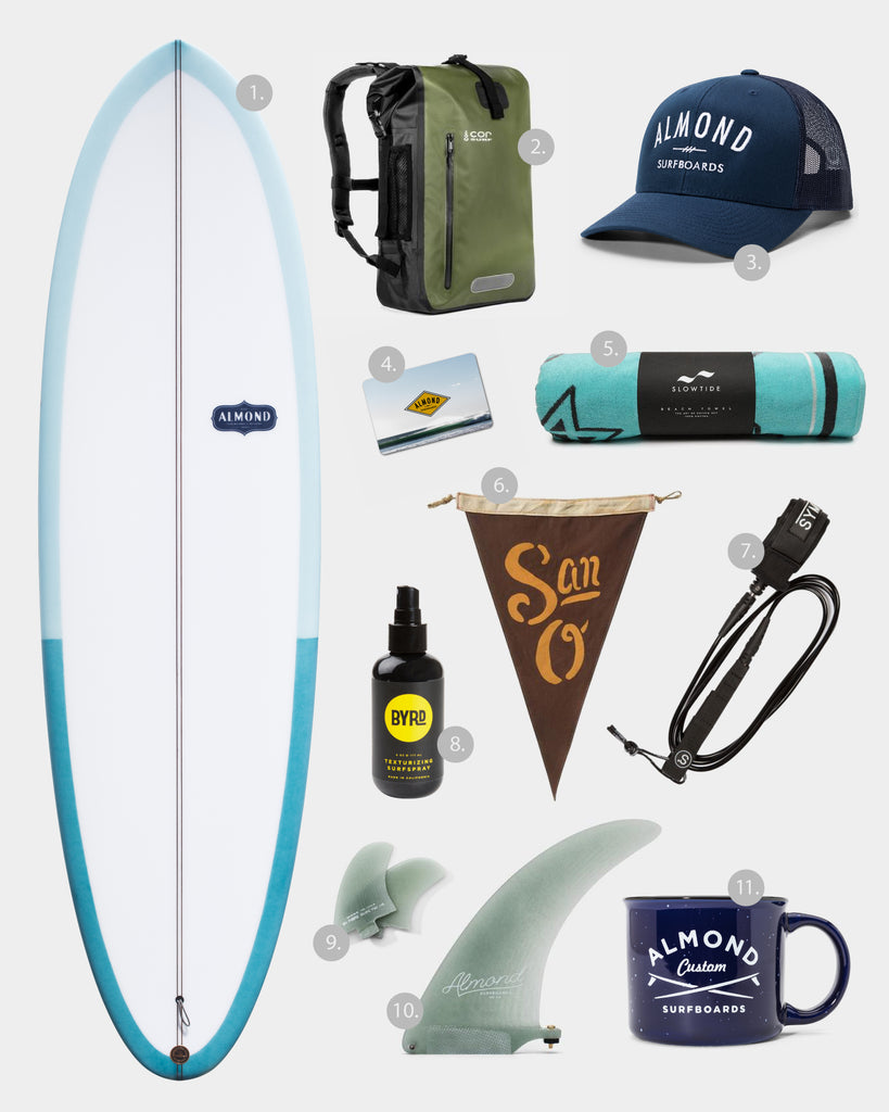 Gifts for Surf Dad