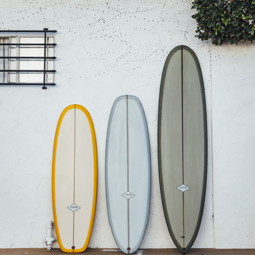 """Exceptional Surfboards for Everyday Waves"""