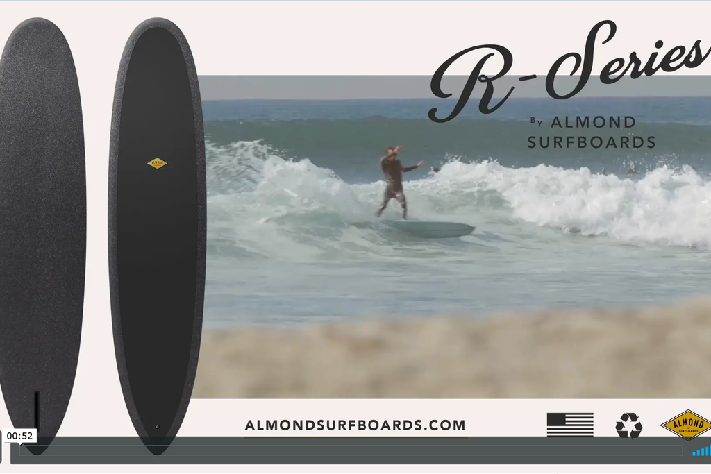 The Next R-Series Surfboard | Summer 2019