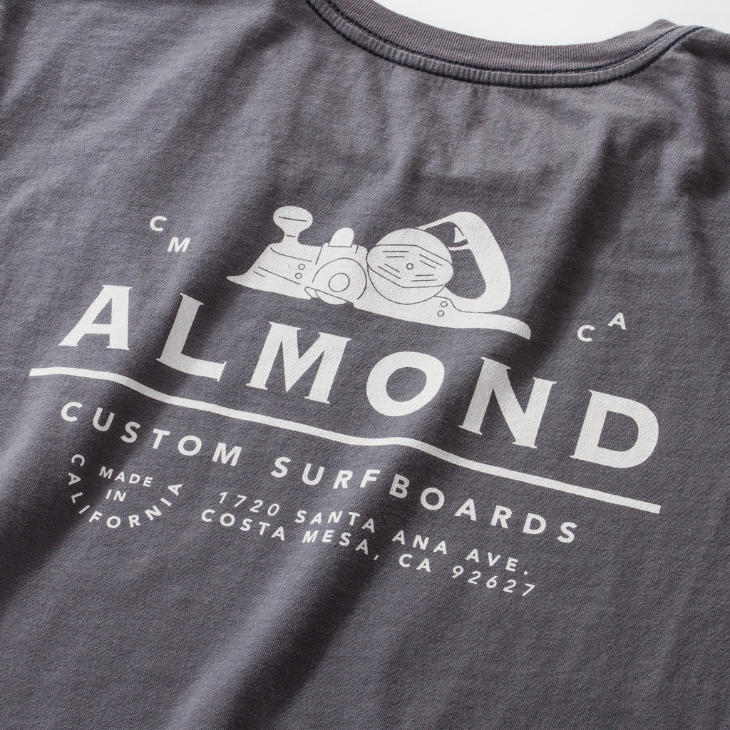 New Men's Surf T-Shirts from Almond Surfboards