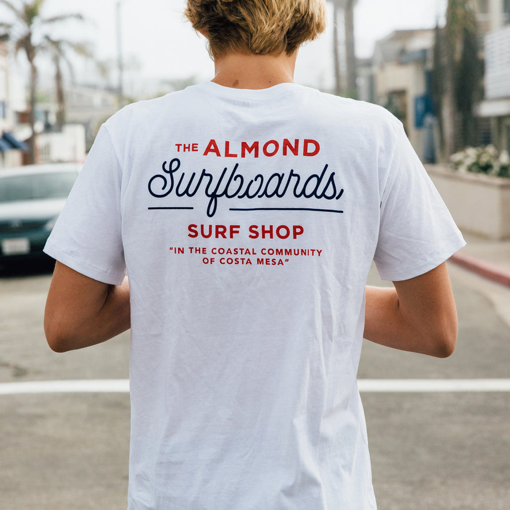 Hand-Signed Surf Shop T-Shirt