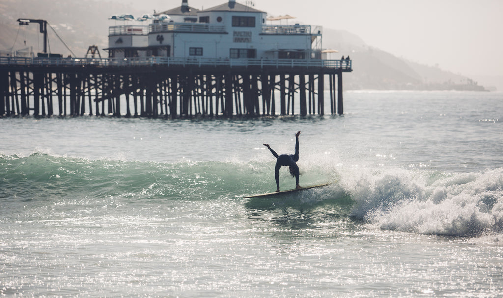 Mr. Andy Nieblas at Malibu