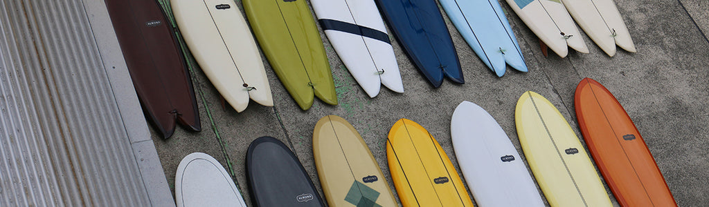 Monthly Payments for Surfboards