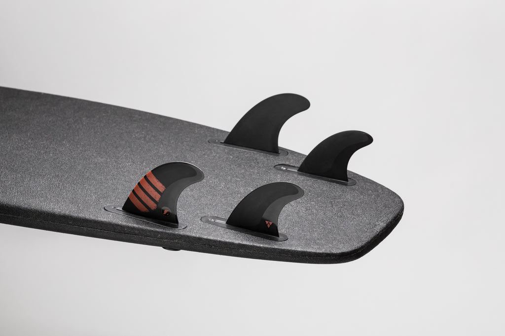 Futures Fins in a Foam Board!?