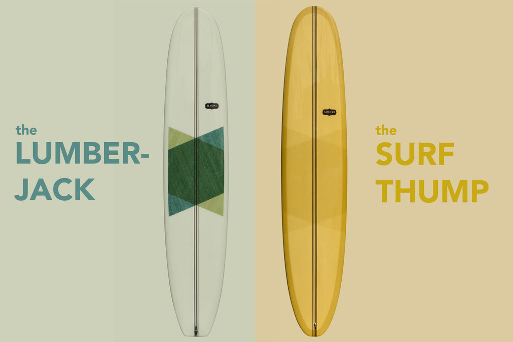 Lumberjack vs. Surf Thump