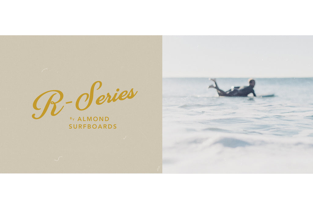 A Bigger R-Series surfboard is on the way!