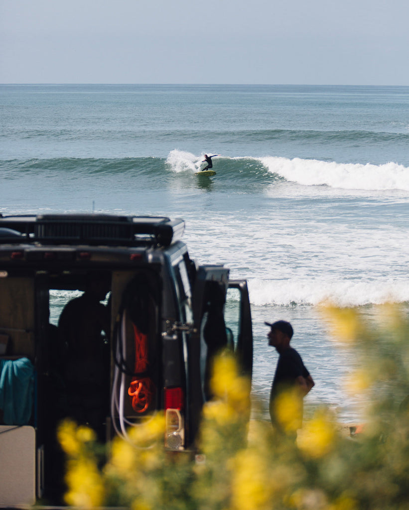 Nathan Adams & Jeff Allee | San Onofre