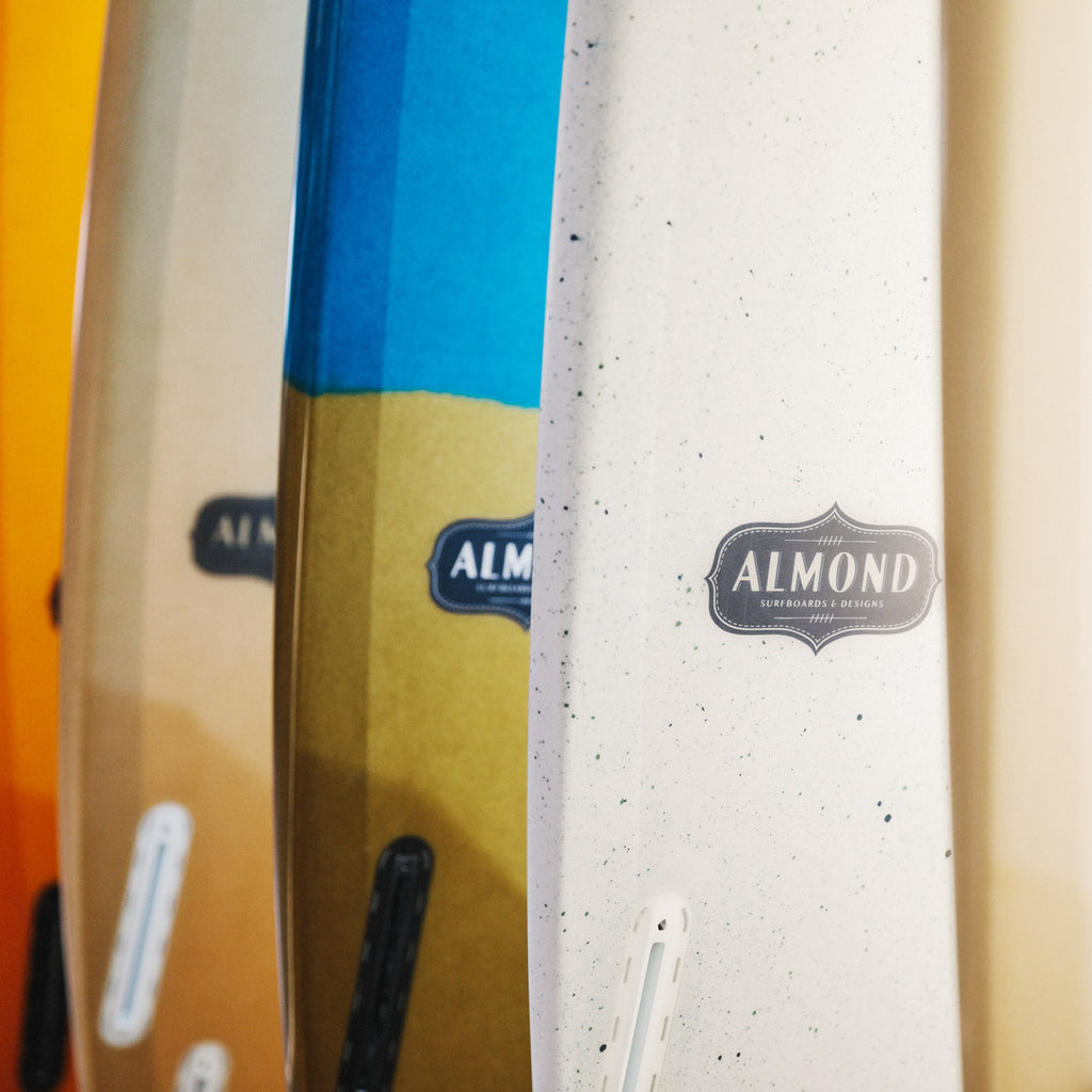 Almond Surfboards | Scott Snyder
