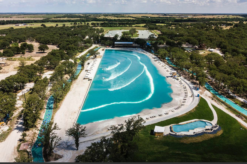 A Wave Pool to Satisfy the Craving