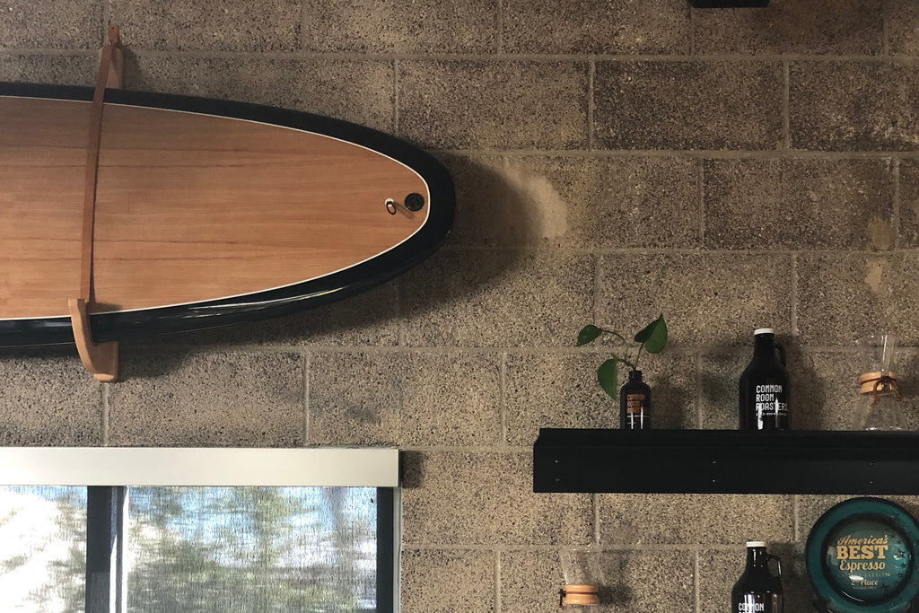 Best Way to Hang A Surfboard On Your Wall