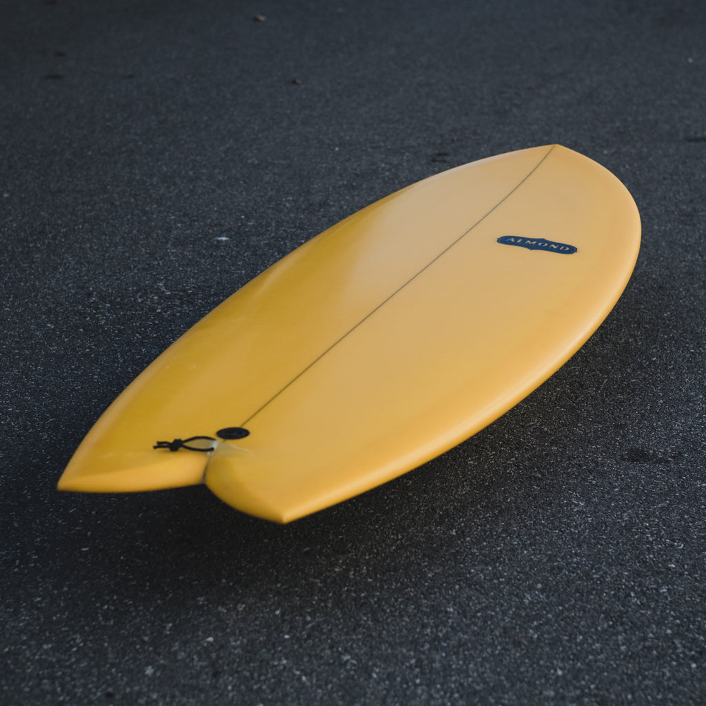 Drew\'s Yellow Special Recipe Fish | Almond Surfboards & Designs