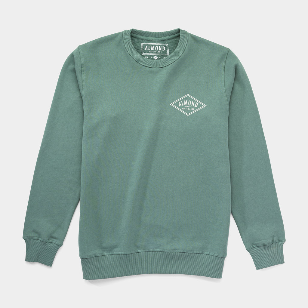 Decades Pullover | Green