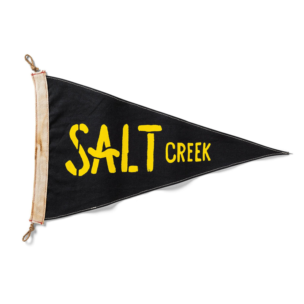 Slightly Choppy <br> Salt Creek Flag