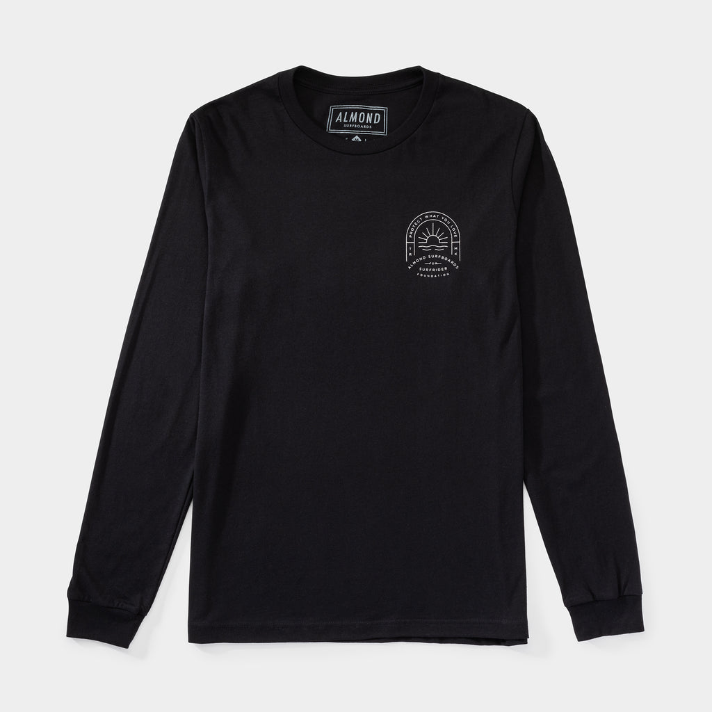 PWYL Long Sleeve | Charcoal