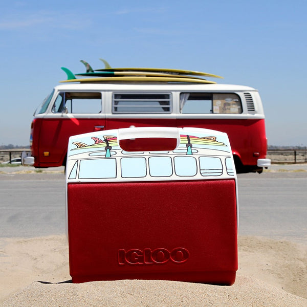 RAD Cars x Igloo Coolers