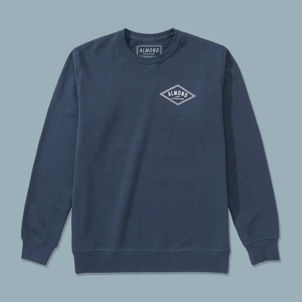 The Decades Pullover | Navy