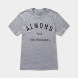 Fine Surfing Boards T-Shirt // Heather Grey