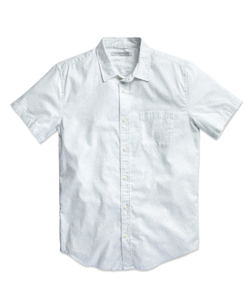 S.E.A. S/S Shirt | Salt Airy Dots