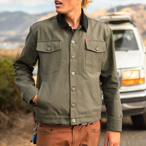 Ranch Jacket | Olive