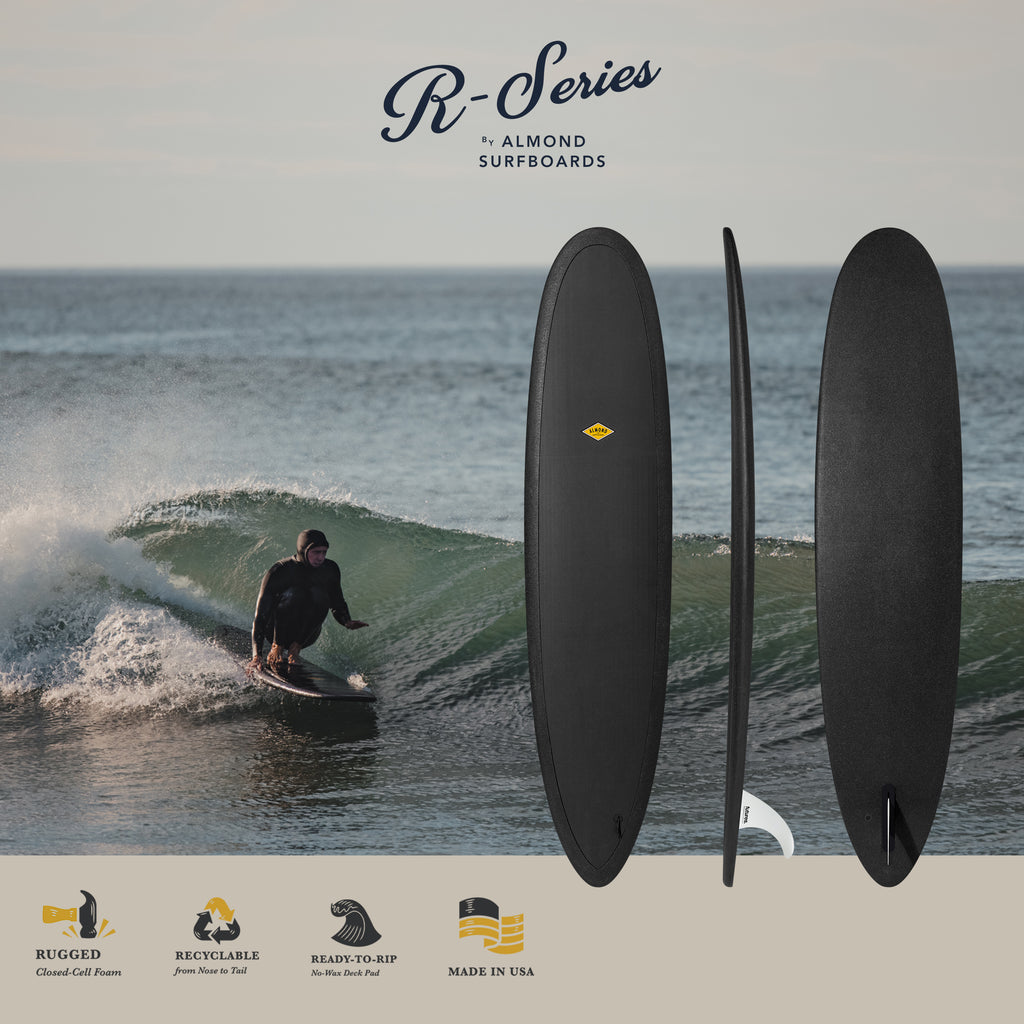 R-Series 8'0 Joy | BLACK