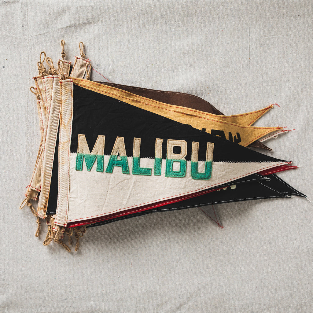 Slightly Choppy <br> Malibu Flag
