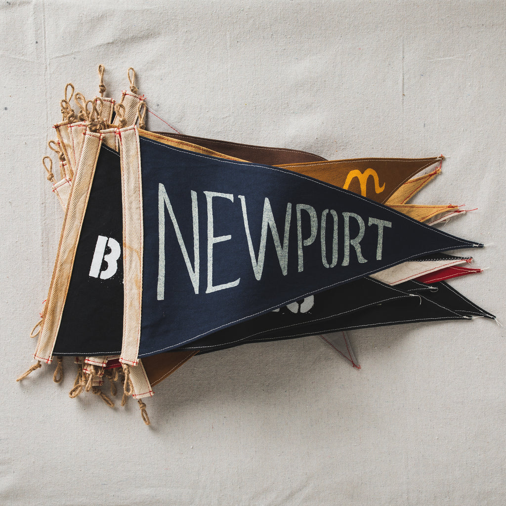 Slightly Choppy <br> Newport Flag