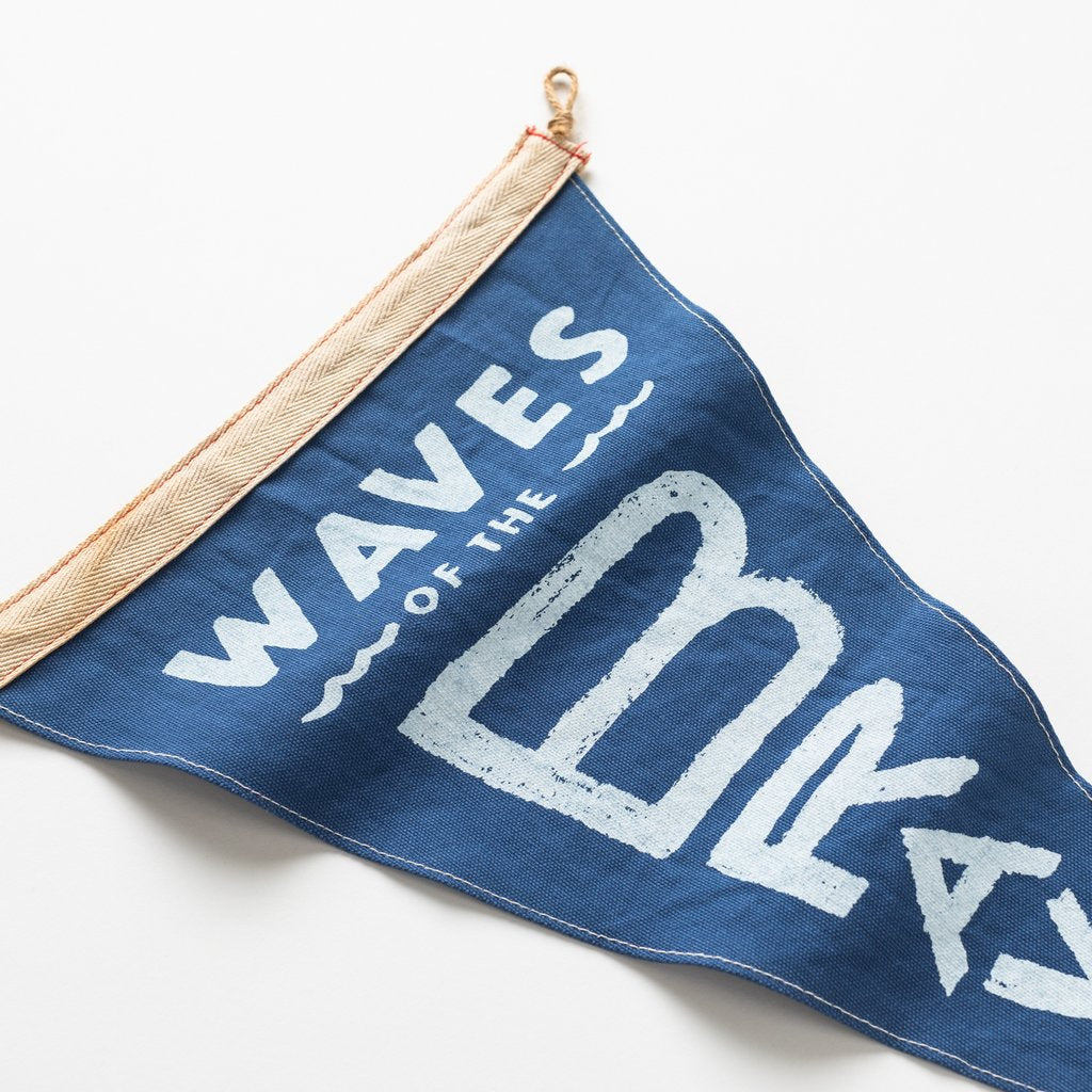 Waves of the Brave Flag
