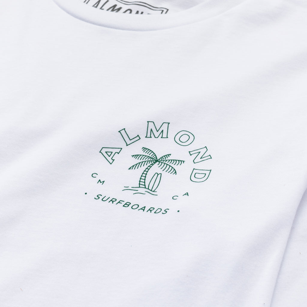 Paradise Long Sleeve | White