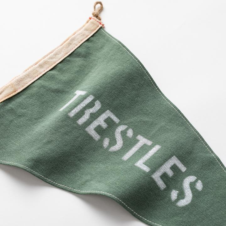 Slightly Choppy <br> Trestles Flag