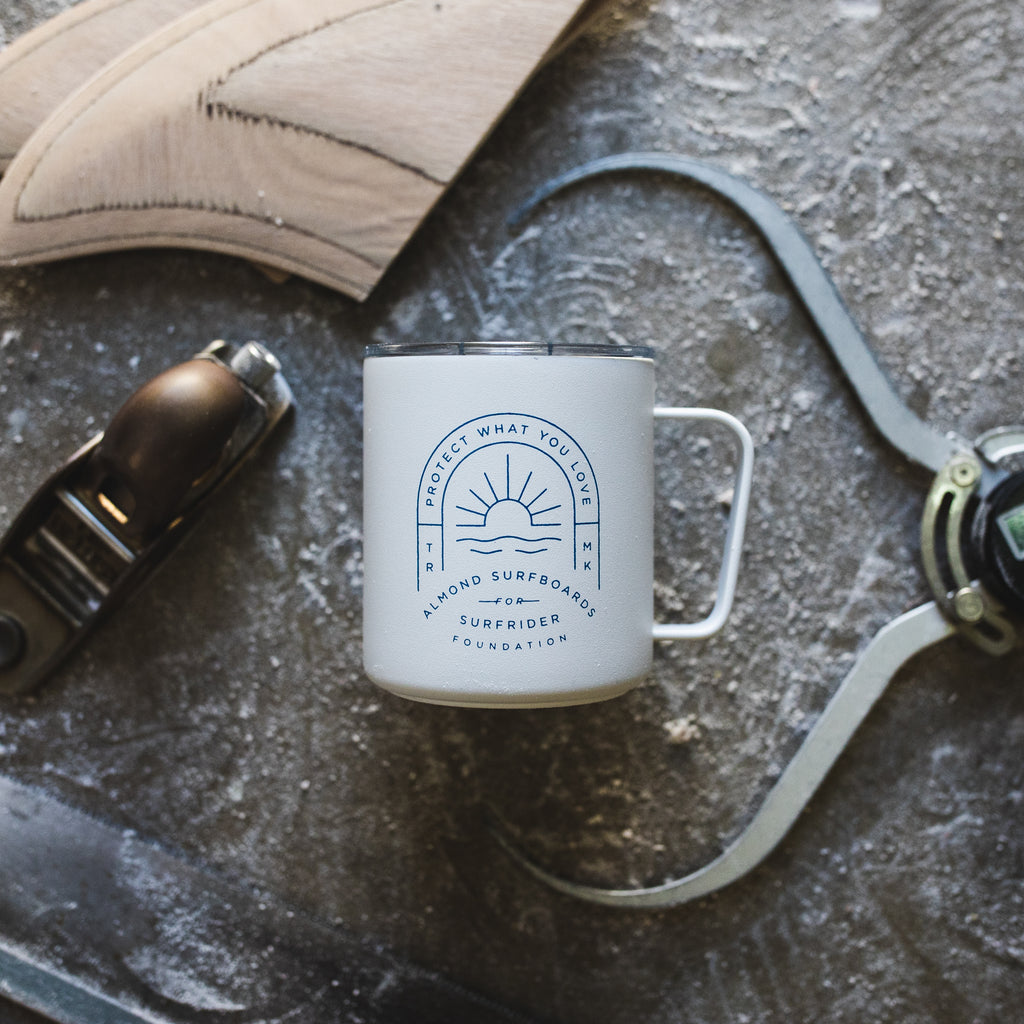 PWYL Insulated Mug | White