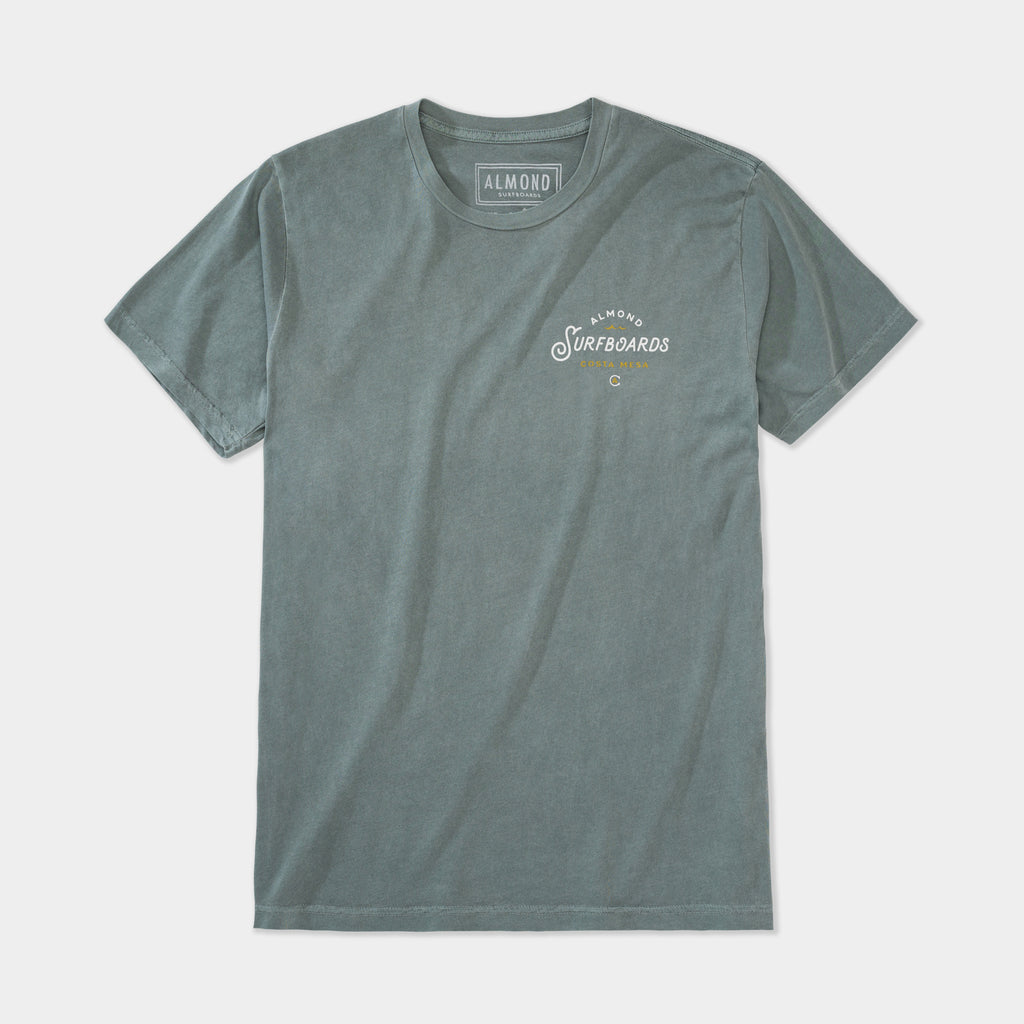 Sandia T-Shirt | Washed Green