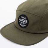 Custom Surfboards Camp Hat | Army