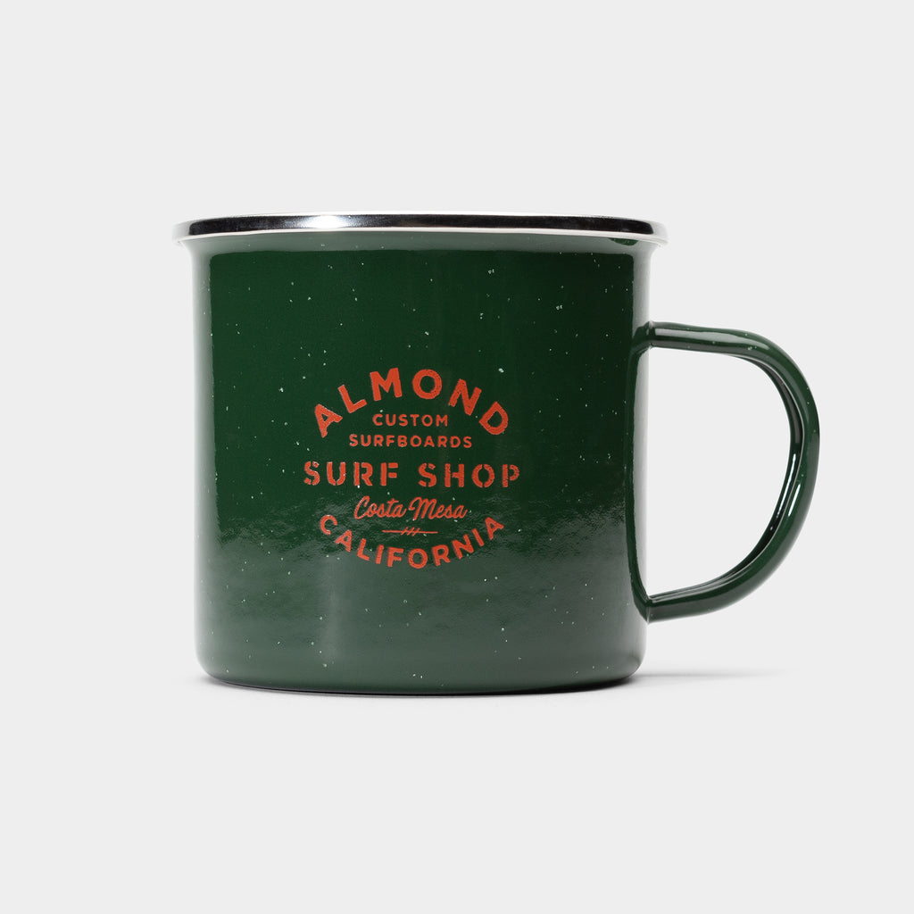 Custom Mesa Camp Mug | Green