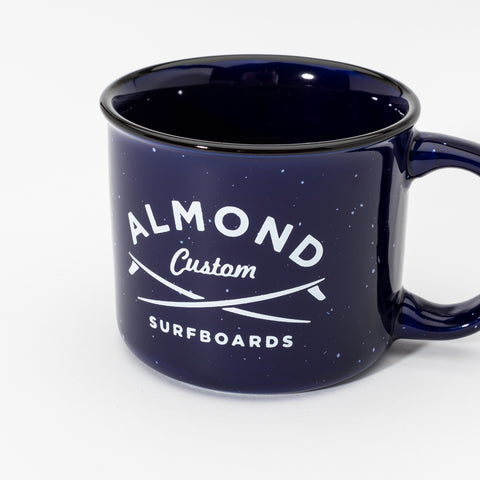 Almond Custom Surfboards Coffee Mug