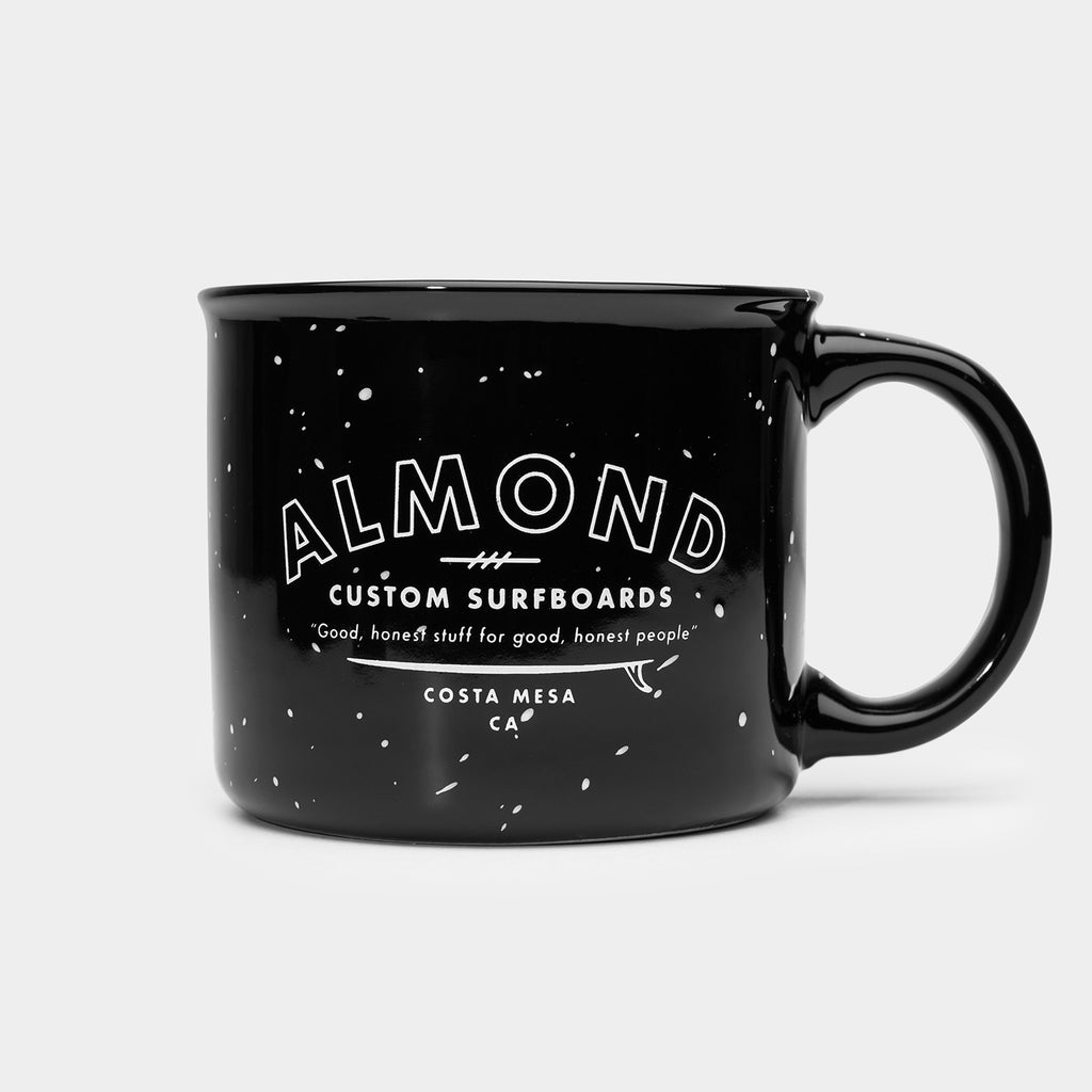 Speckled Camp Mug