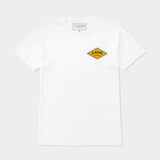 The Decades Tee | White