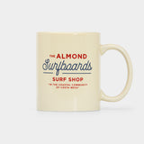 Surf Shop Mug | Almond