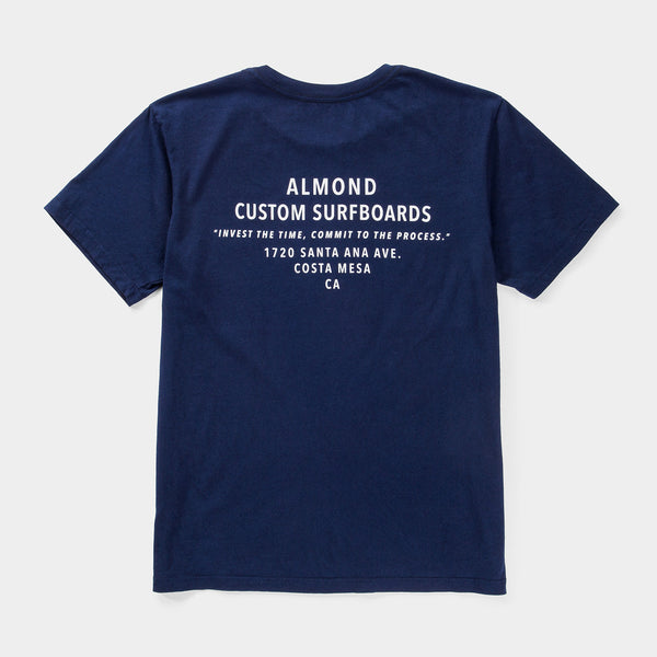 Costa Mesa T-Shirt | Navy
