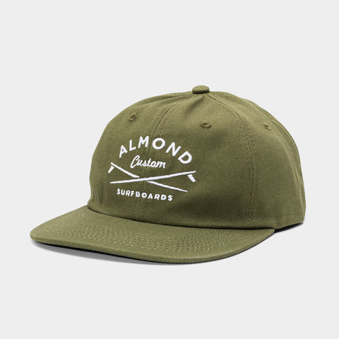 Gravel Hat | Olive Green