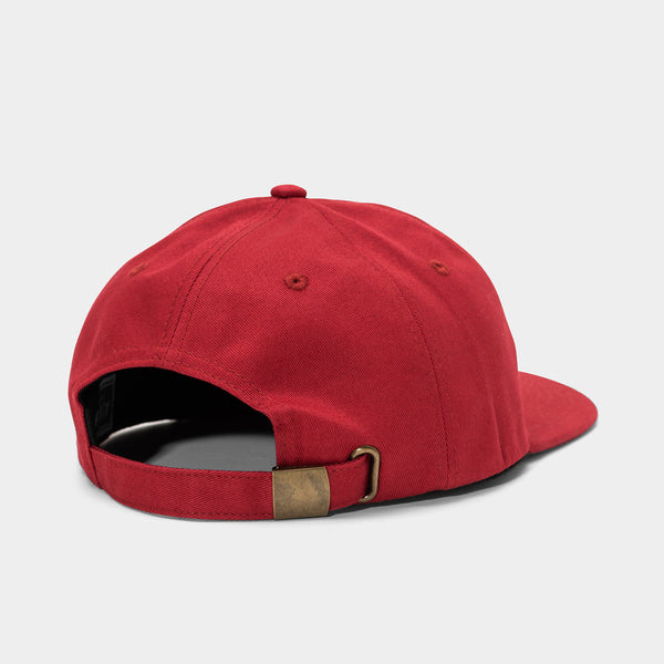 Gravel Hat | Vintage Red