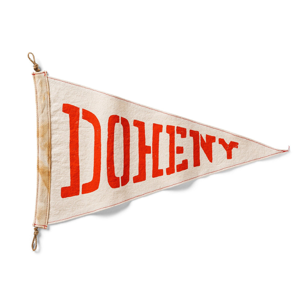 Slightly Choppy <br> Doheny Flag