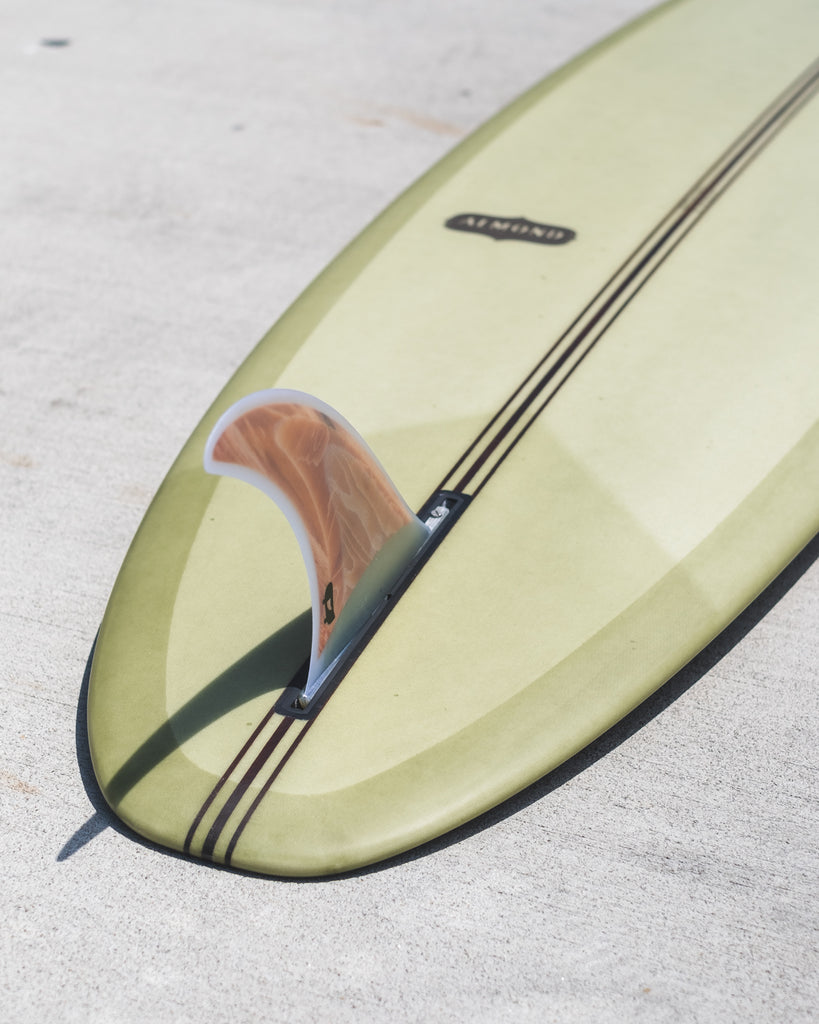 "9.5"" RECYCLED PLYWOOD SINGLE FIN"