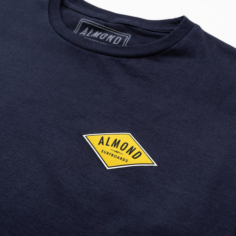 The Decades Tee | Navy