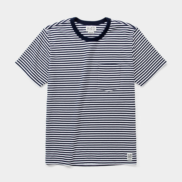 Douglas Stripe | Navy