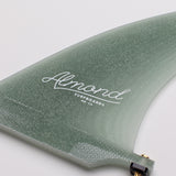 "7.75"" FLEX FIN // VOLAN GREEN"